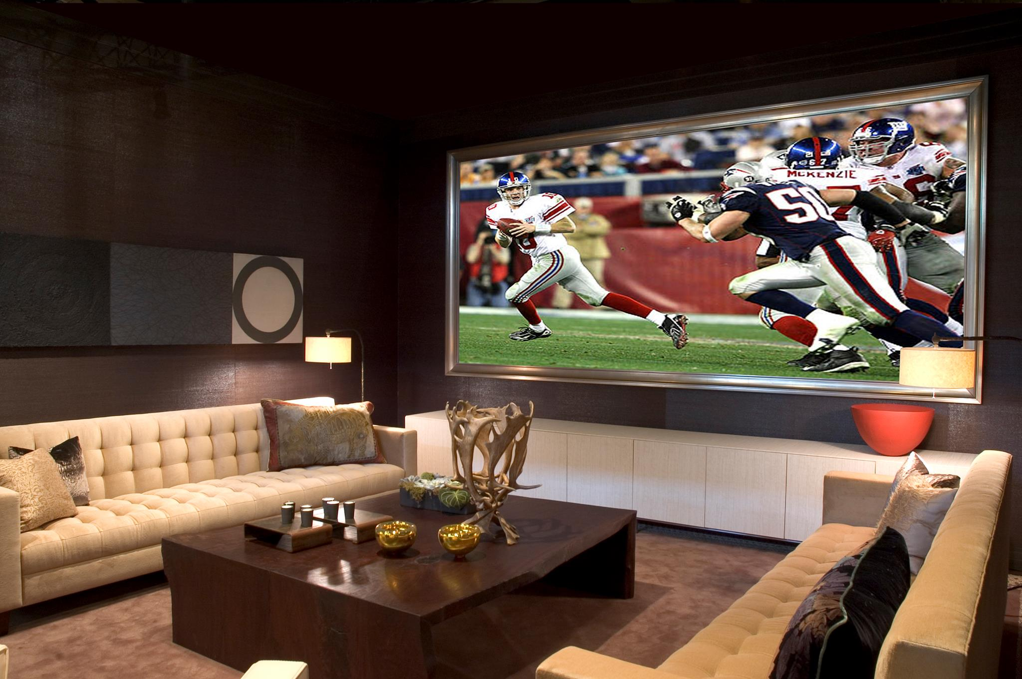 Home Theater Design Installation Murfreesboro Nashville